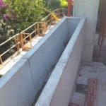Les jardinières sur balcon