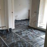 L'isolant acoustique sur le sol des appartements