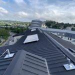 les panneaux photovoltaïques