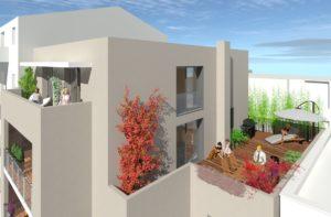 UrbanDome et la maison sur le toit