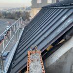 la toiture métallique